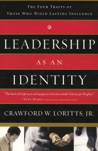 Leadership as an Identity Book COver