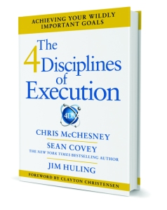 4 Disciplines of Execution