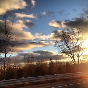 MI Sunset by Lauren