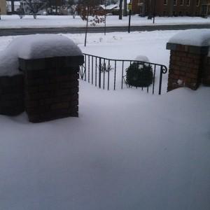 Front porch JAN 2014