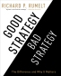 Good Strategy Bad Strategy Book Cover