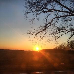 Lauren sunset 2014