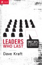 Leaders Who LAst cover