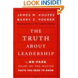 The Truth About Leadership book cover