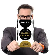 leaders eat last book with Simon Sinek