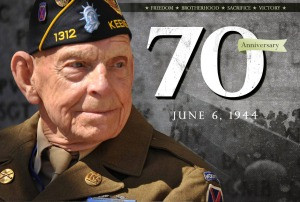From the US Army website honoring the veterans of D Day