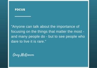 Focus by McKeown