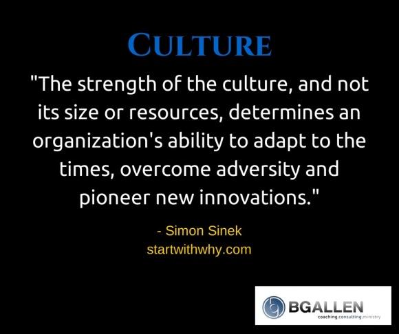 Sinek on culture